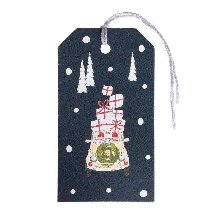 Home for Christmas Gift Tags (Set of 8) - The Tulip Tree Chiddingstone