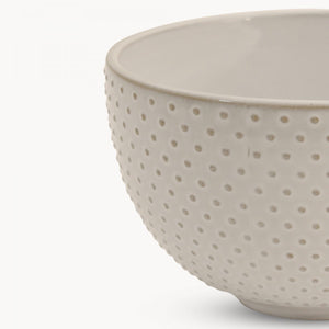 Large Dotted Bowl