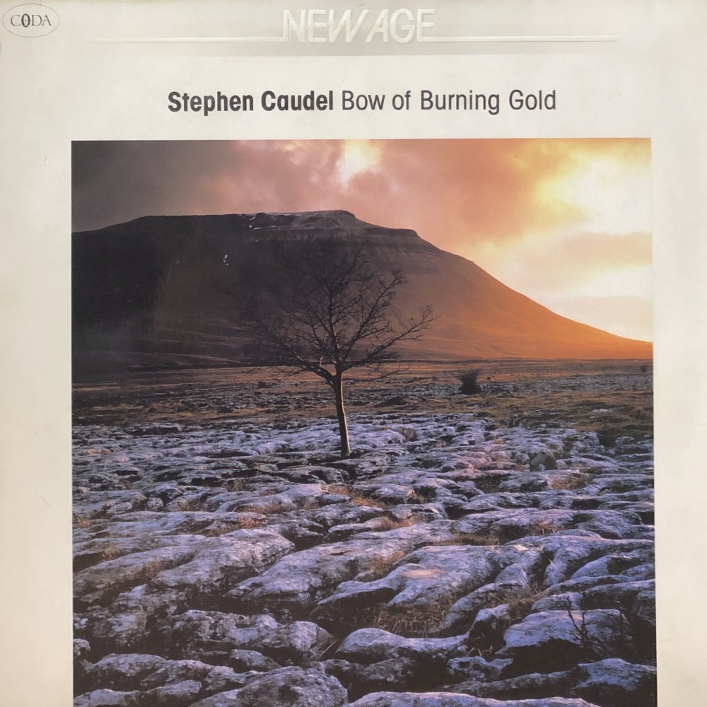 "Stephen Caudel ""Bow of Burning Gold"""