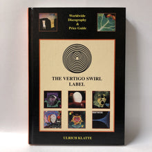"Load image into Gallery viewer, Ulrich Klatte ""The Vertigo Swirl Label"" Book"