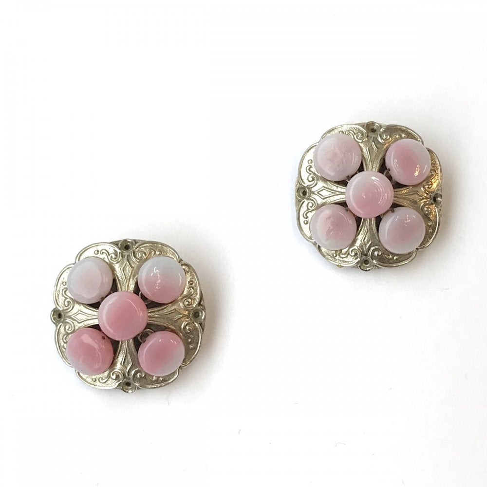 Belgium Purchase ☆ Vintage Earrings (clip-on)