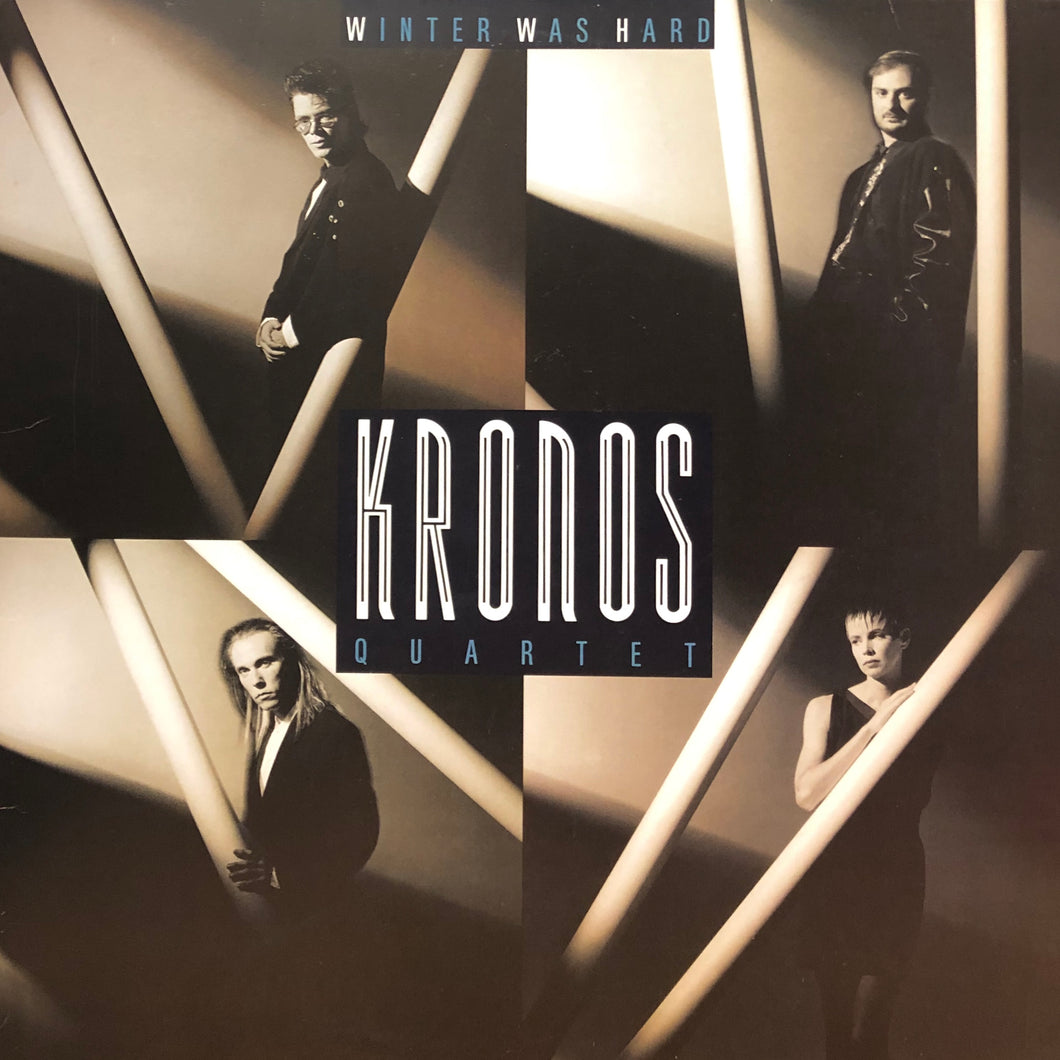 "Kronos Quartet ""Winter Was Hard"""