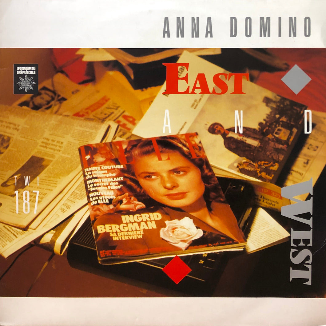 "Anna Domino ""East and West"""