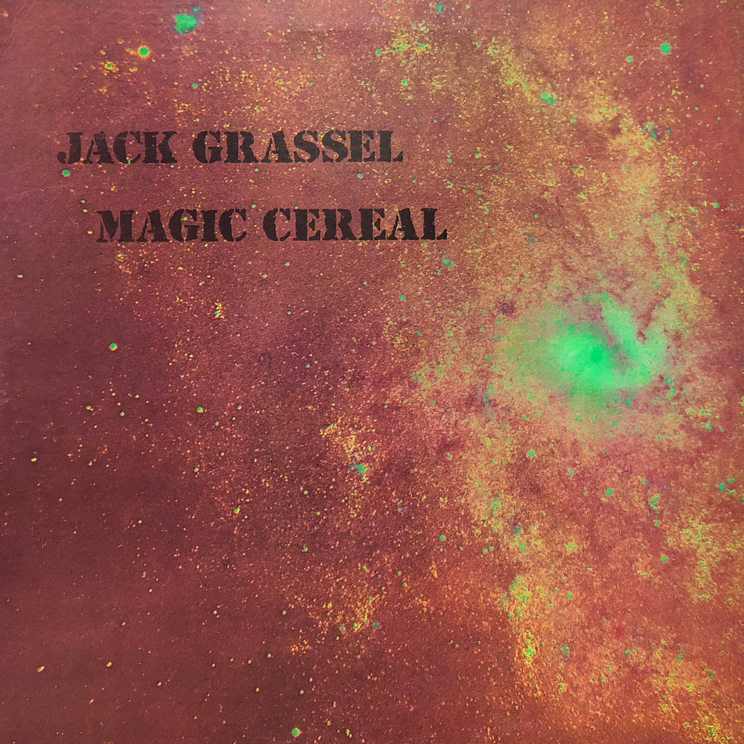 "Jack Grassell ""Magic Cereal"""