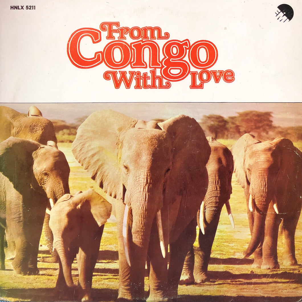 "V.A. ""From Congo With Love"""