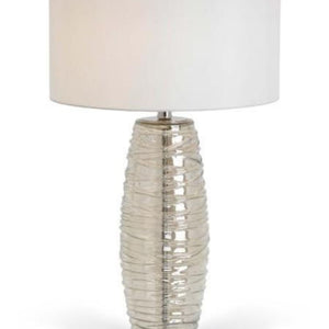 Bara Cognac Glass Table Lamp