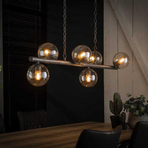 Industrial Ceiling Light Ethan 6L-Furnwise-Luxe Interior