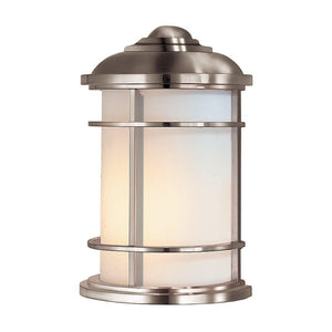 Lighthouse 1 Light Half Wall Lantern-Feiss-Luxe Interior
