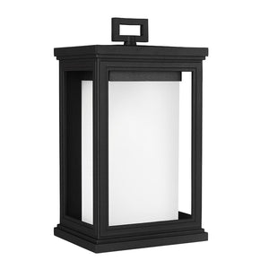 Roscoe 1 Light Medium Wall Lantern-Feiss-Luxe Interior