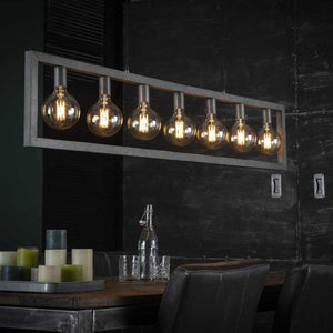 Industrial Ceiling Light Aiden 7L-Furnwise-Luxe Interior