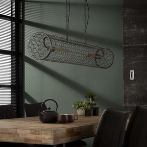 Industrial Ceiling Light Fratton-Furnwise-Luxe Interior