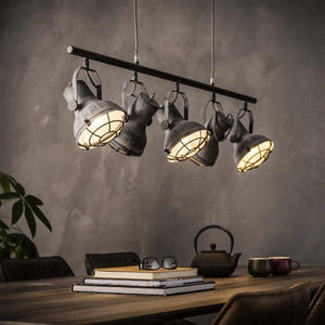 Industrial Ceiling Light Griffin-Furnwise-Luxe Interior