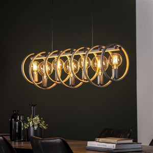 Industrial Ceiling Light Reed-Furnwise-Luxe Interior