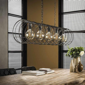 Industrial Ceiling Light Valley-Furnwise-Luxe Interior