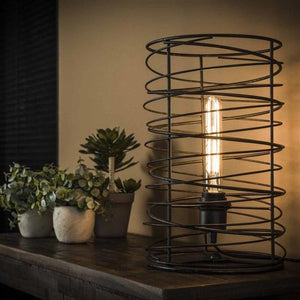 Industrial Table Lamp Valley-Furnwise-Luxe Interior