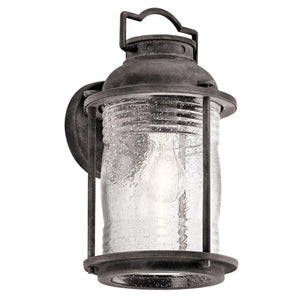 Ashlandbay 1 Light Medium Wall Lantern-Kichler-Luxe Interior