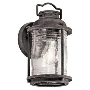 Ashlandbay 1 Light Small Wall Lantern-Kichler-Luxe Interior