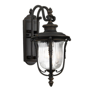 Luverne 1 Light Medium Wall Lantern-Kichler-Luxe Interior