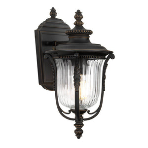 Luverne 1 Light Small Wall Lantern-Kichler-Luxe Interior