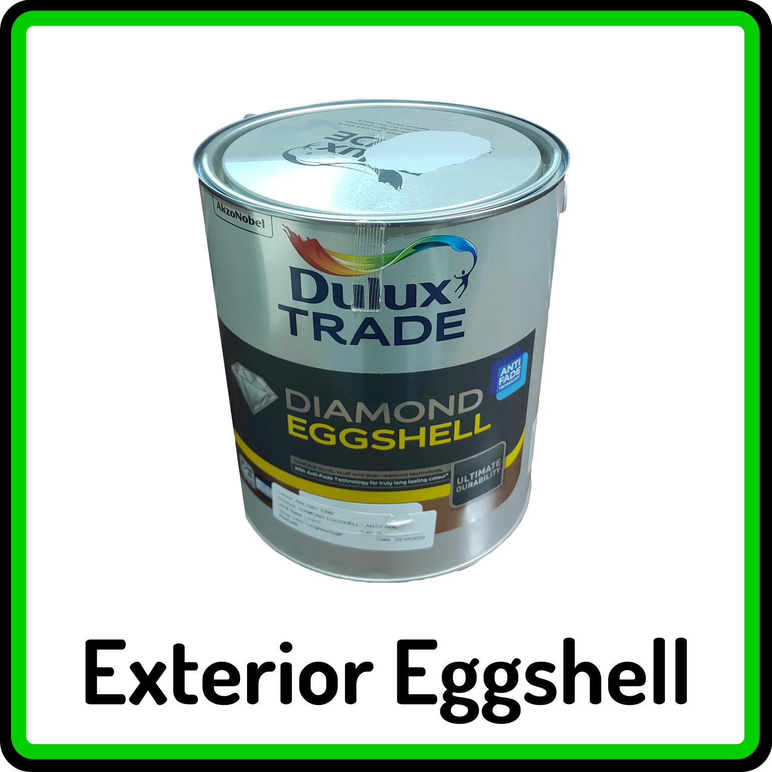 View our selection of Exterior Eggshell Paints