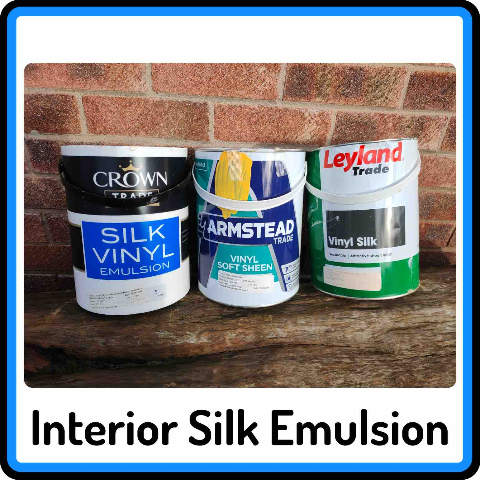 View Available Interior Silk Emulsion