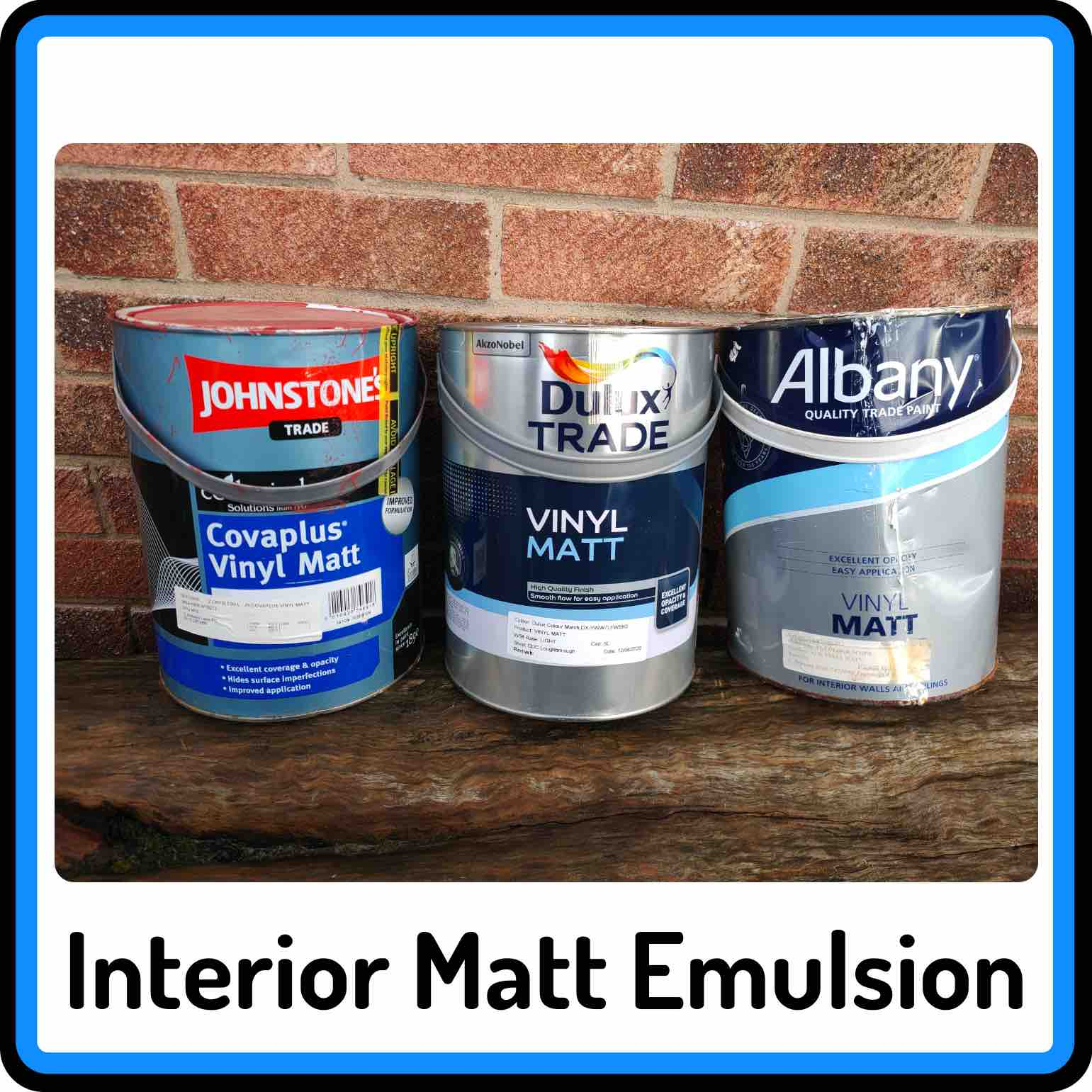 View our selection of Interior Matt Emulsion Paints