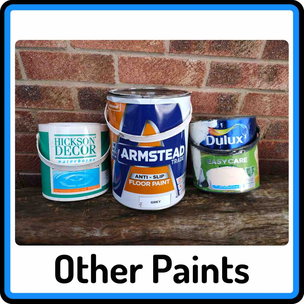 View our Other Available Interior Paints
