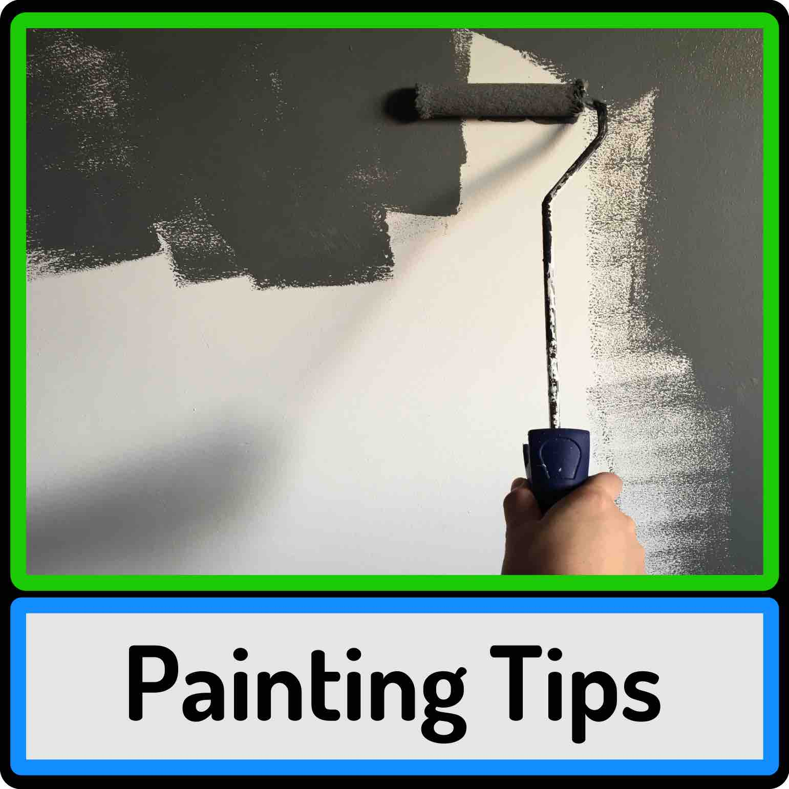 Image Link to a page giving you Tips and advice for painting and decorating.