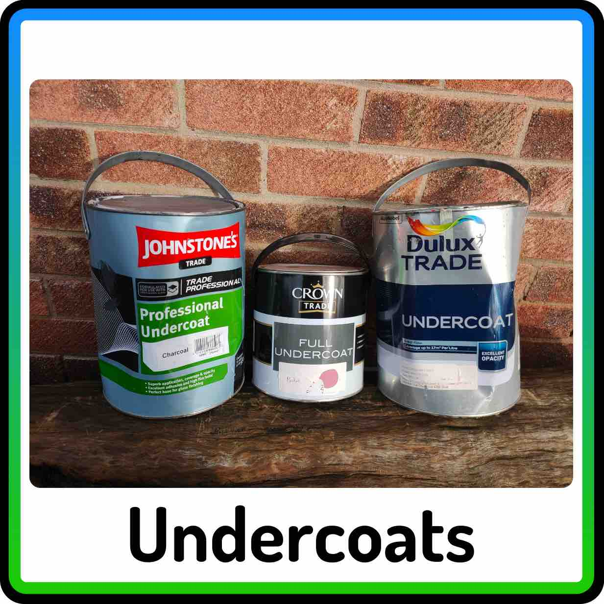 View our selection of Undercoat Paints