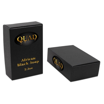 oz African Black Soap. Perfect for deep cleansing, reducing issues with oily skin or acne.