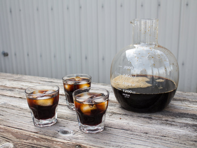 How to Cold Brew YAMA Style