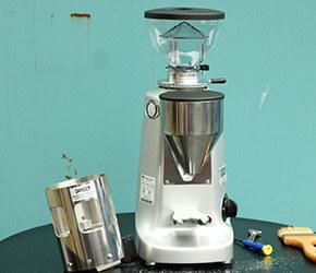 Doserless Mazzer Modification