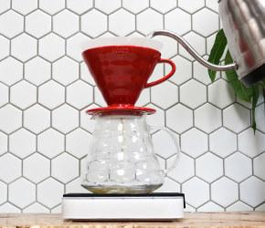 How to Use a Hario V60