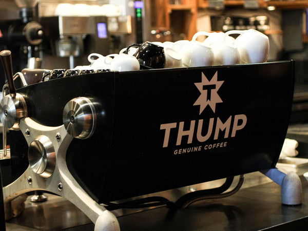 TNTNW at Thump Coffee