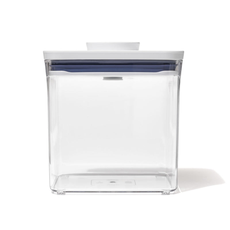 OXO 2.8 QT POP Big Square Short Food Storage Container
