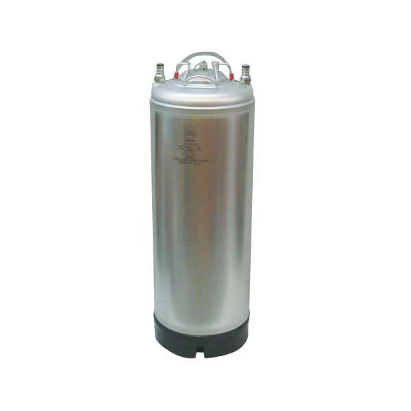 Stainless Steel 5 Gallon Fresh Water Tank with Quick Connect