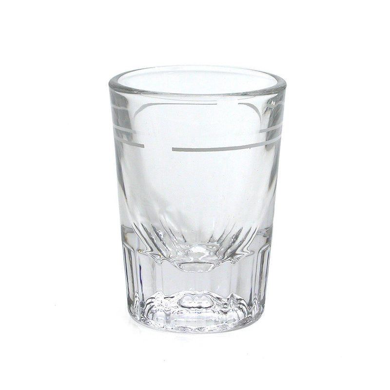 1.5 oz. Heavy Espresso Shot Glass w/ Line