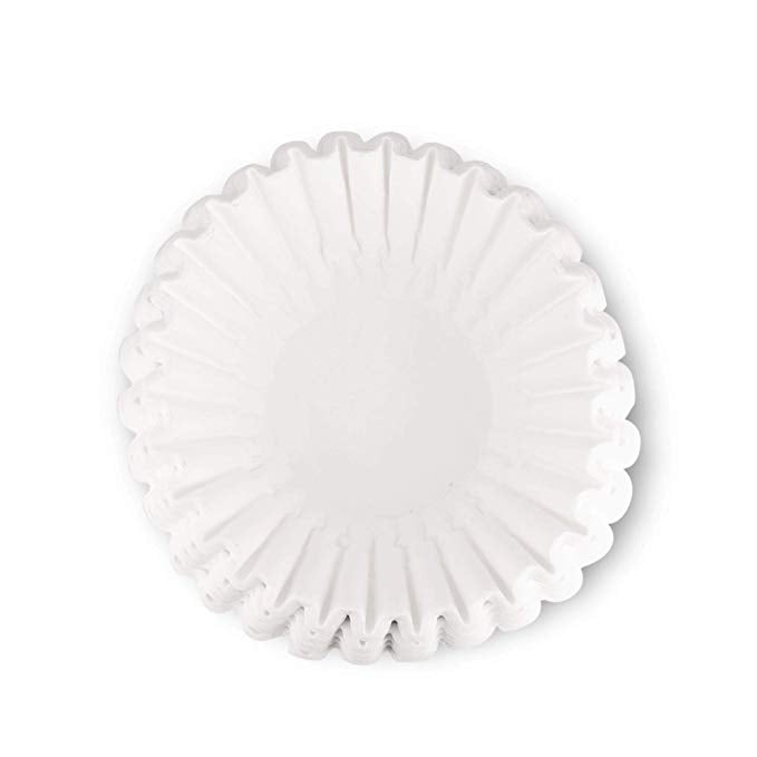 "Paper Coffee Filter Fits Batch Brewers - Size 18"" X 7"" - 500 Count Box  (Special Order Item Ships Within 5-7 Business Days)"