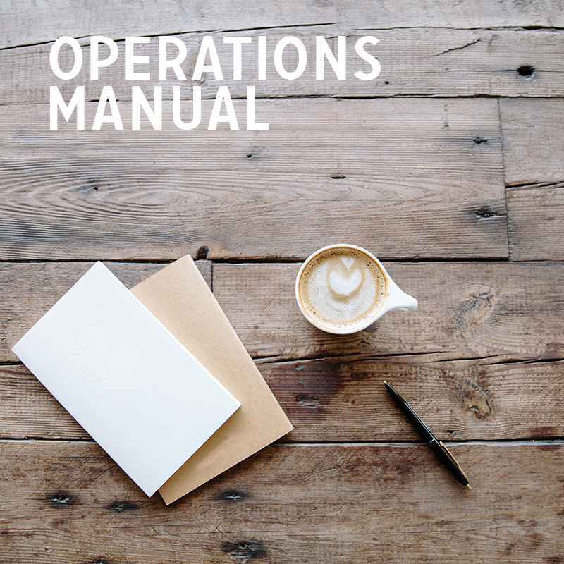 Consulting Operation Manual