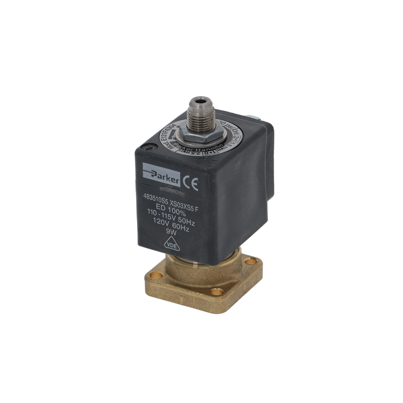 110V 50/60Hz 9W Three-way Lucifer Solenoid