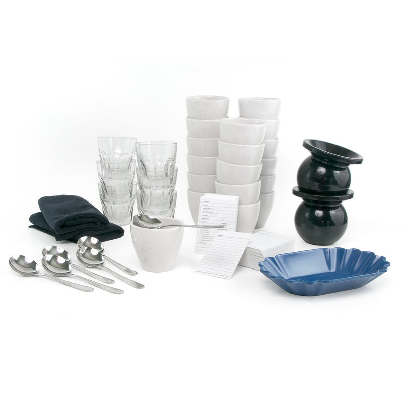 Coffee Cupping Kit - 6 Coffee Sample (6 Person)