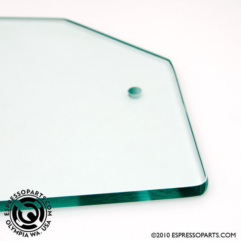 La Marzocco GS3 Glass Side Panels - Left and Right Sides (Special Order Item)