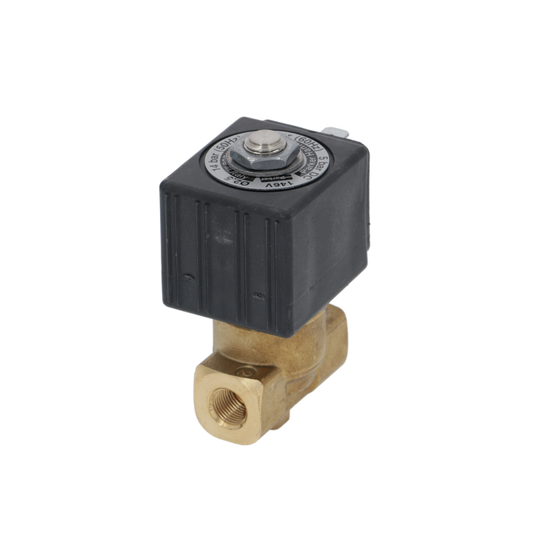 "220V 50/60Hz 9W 1/8"" x 1/8"" Two-way Parker Solenoid"