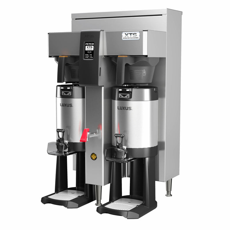 Fetco Double 1 Gal  XTS Coffee Brewer (Ships out in 10-15 business days)