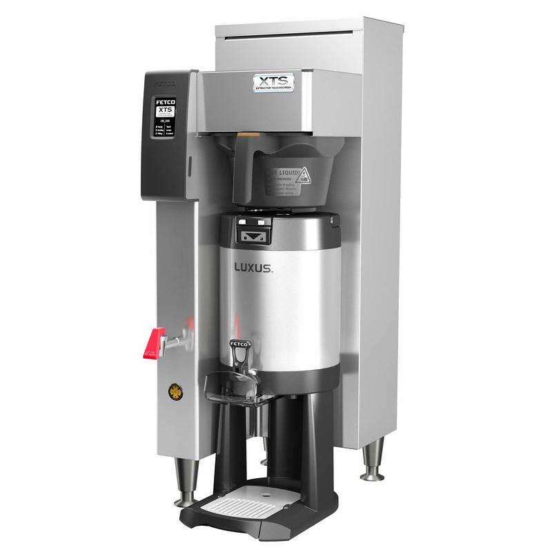Fetco Single 1.5 Gal XTS Coffee Brewer (Ships out in 10-15 business days)