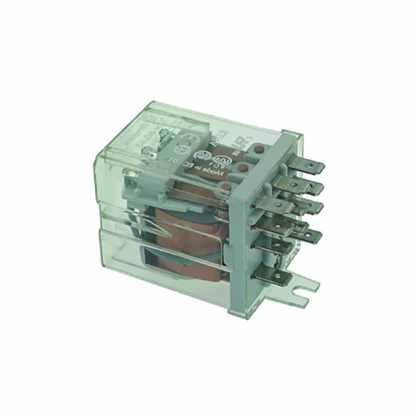 230V 16A Relay - 3 Pole 6.3mm Terminals (Special Order Item)