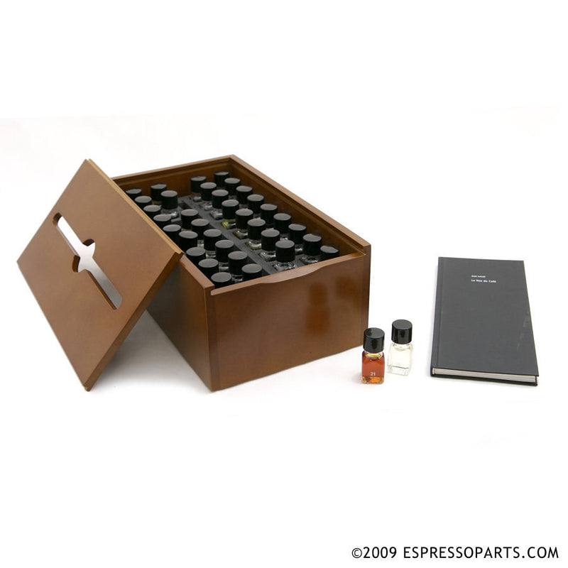 Le Nez Du Cafe (The Scent of Coffee) Revelation Kit - 36 Scents and Booklet
