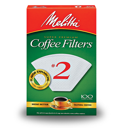 Melitta Coffee Filters -