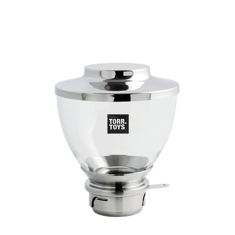 Torr Toys Crystal Clear Glass Hopper