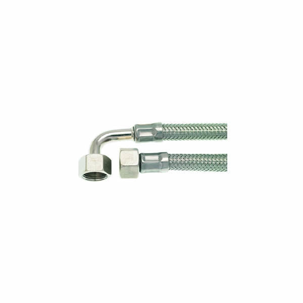 La Marzocco GS3/Mini Stainless Steel Flexible Hose with Elbow (Special Order Item)